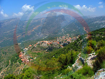 Hiking from Balaa to Douma (Batroun)