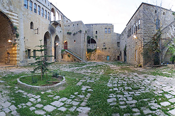 Kfarkouk - Old Souk Rachaya
